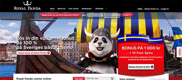 Casino panda slots MGA en Portugal - 89247