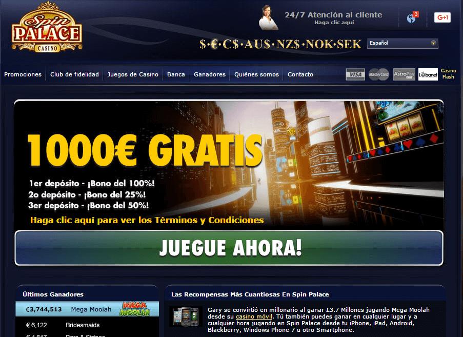 Casino spin palace juegos gratis bet365 en bonos - 81788