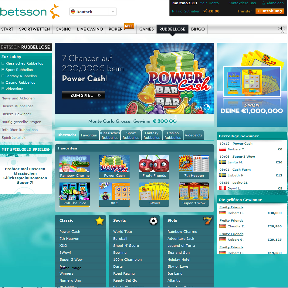 Casino de ludopatas betsson - 41206