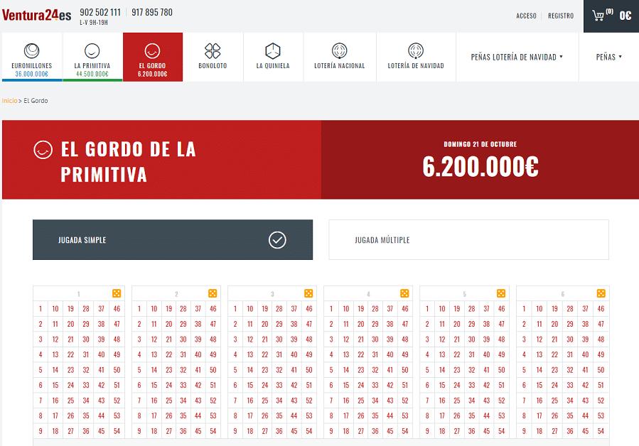Comprar loteria navidad - 8232