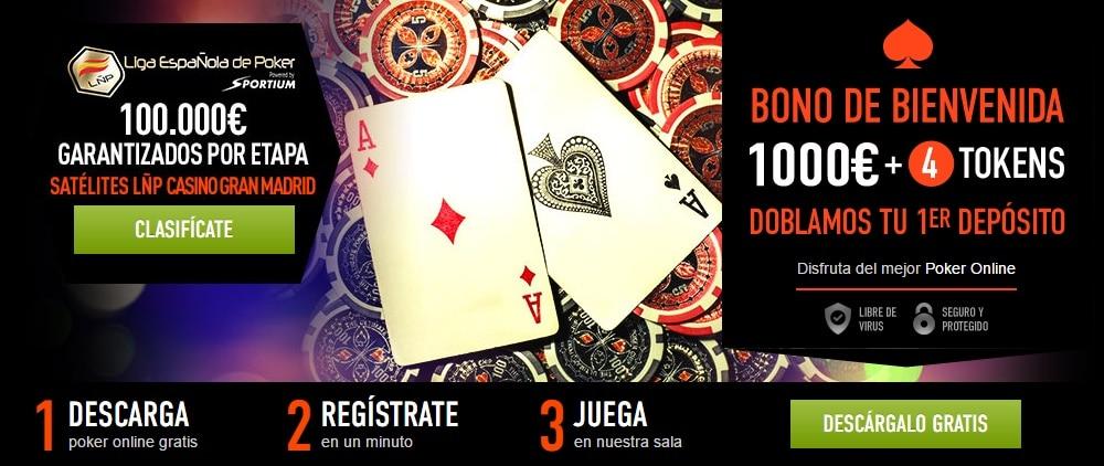 Cuatro tragaperras Bono Bienvenida mejores salas de poker online 2019 - 6261
