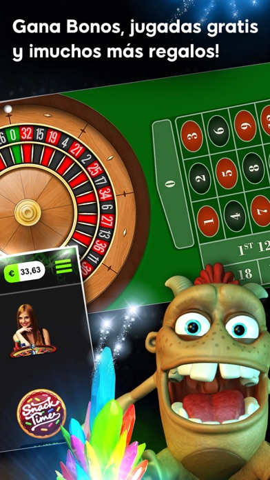 Ruleta electronica 69 Mobile Casino - 45054