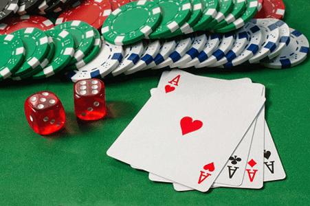 Poker en vivo juegos Landmark Bingo - 11838