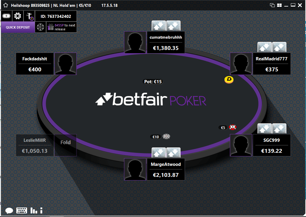 Betfair poker - 96220
