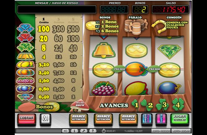 Juegos de MGA apuestas on line - 52666