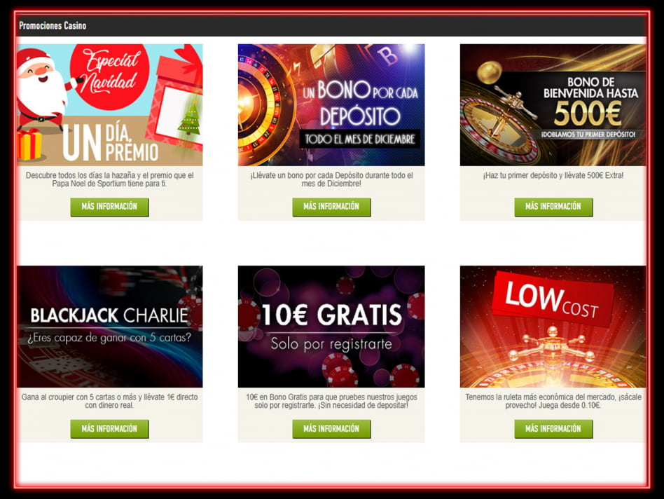 Deposita euros Carnaval casino casinos que te regalan dinero por registrarte - 7537