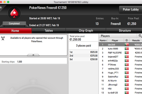 Ticket freeroll pokerstars - 89038