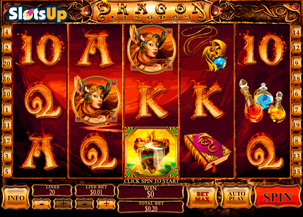 Dragon kings slot - 51799
