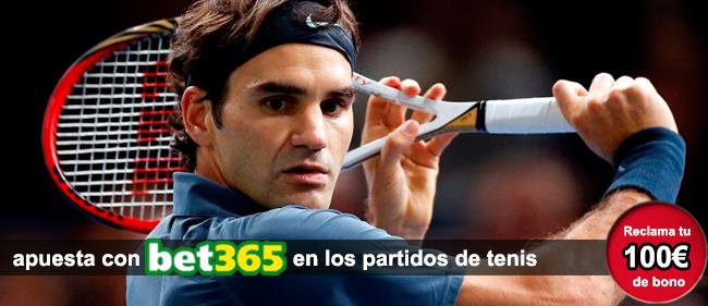 Bet365 tenis bono Uruguay - 4271