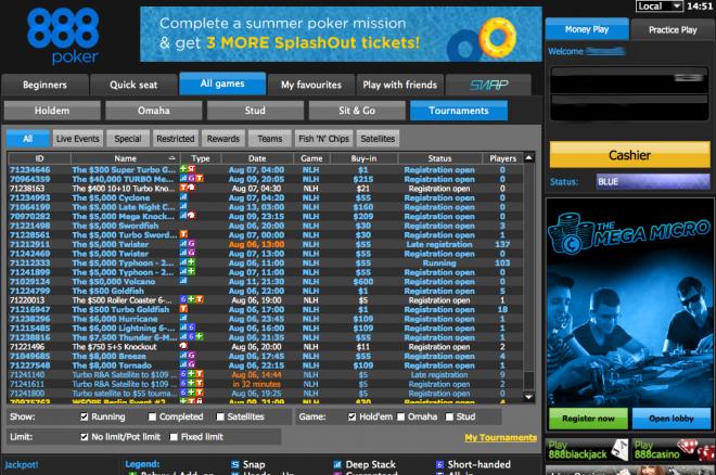 187 Live casino 888poker app - 61867