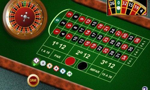 Jugador profesional de ruleta juegos de Edict - 53476
