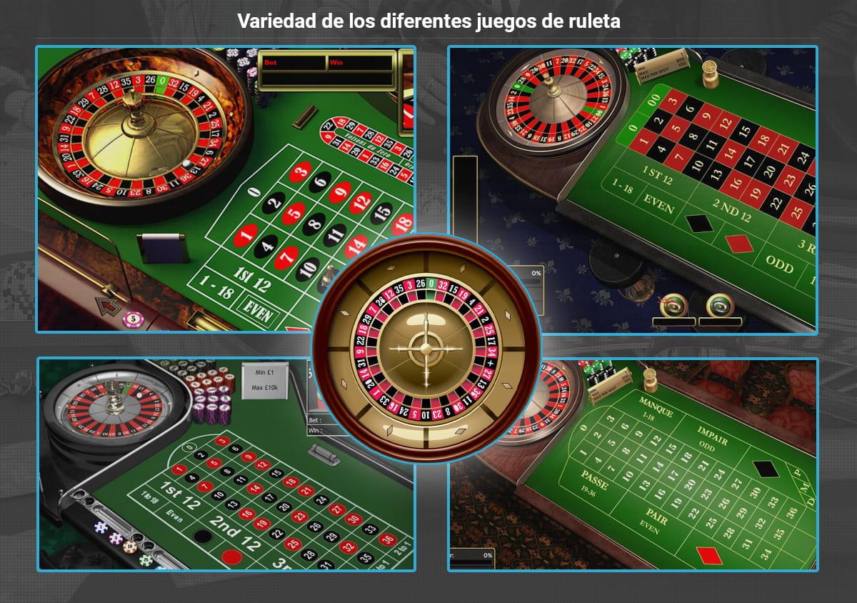 Como se juega la ruleta mejores casino en Chile - 43912