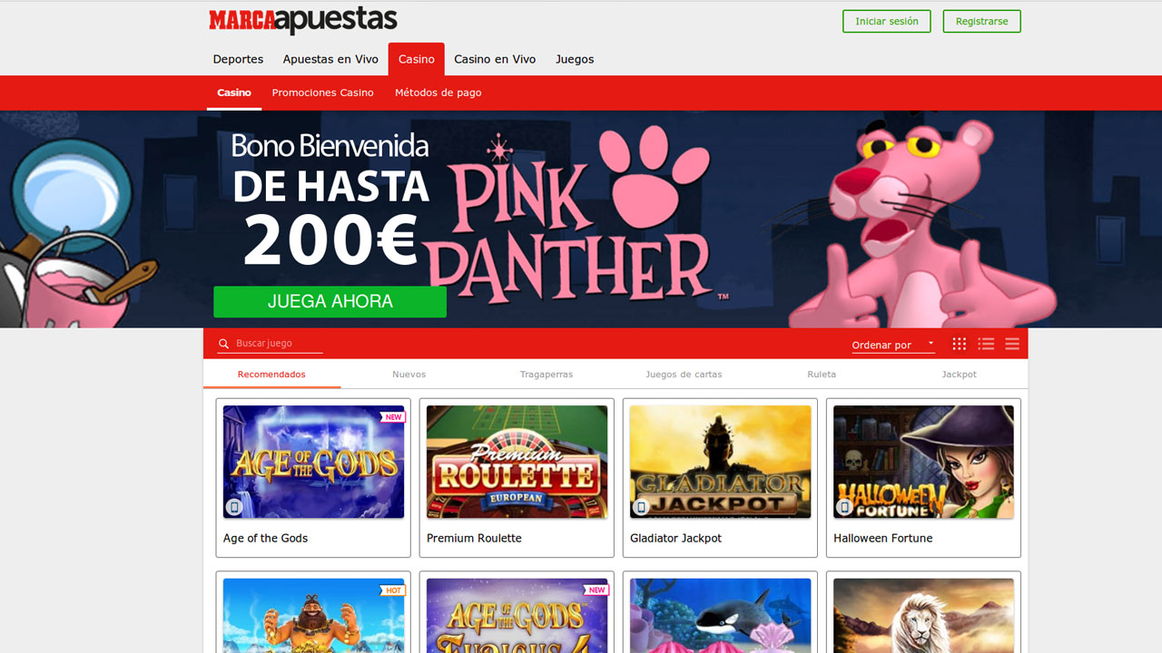 Juegos de casino - 92003