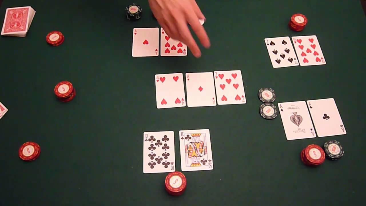 Reglas del poker - 59562