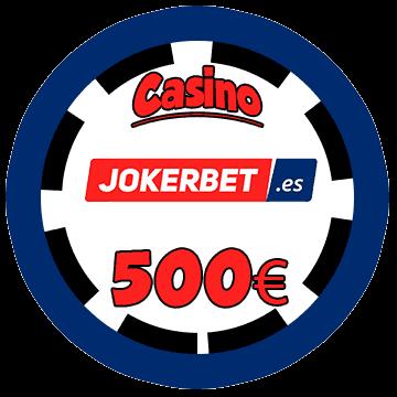 Consigue 500€ bonos como descontrolar una maquina de casino - 86787
