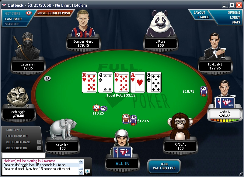 Full tilt poker android juegos LadyLucks co uk - 68574