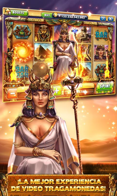 Grandes premios en tragamonedas casino en Android - 68645