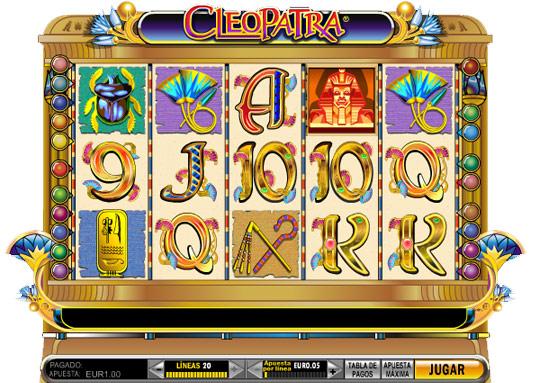 Juego casino gratis cleopatra giros Braga - 48234