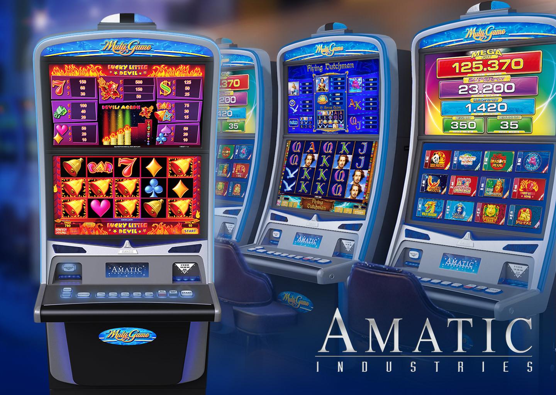 Juegos de Amatic Industries app casino dinero real - 78300
