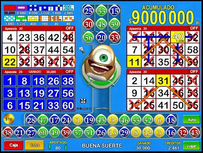 Juegos de Amaya Gaming bingo gratis online - 20756