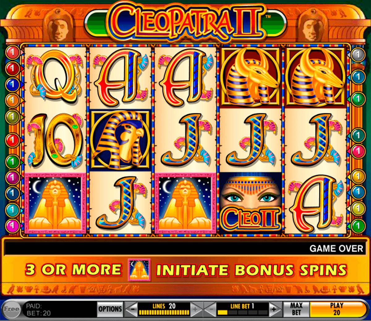 Juegos de casino gratis cleopatra giros Rosario - 52436