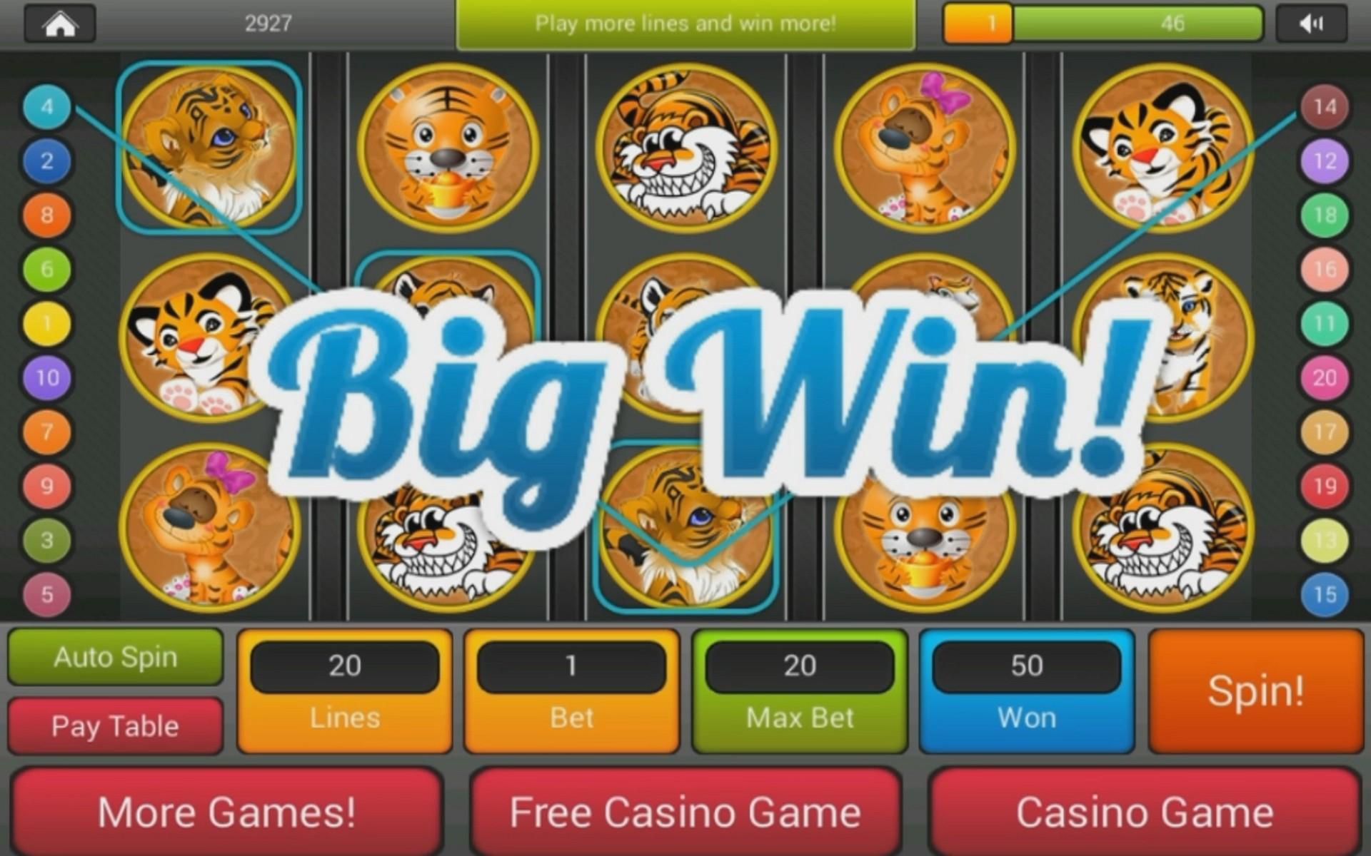 Juegos de slots - 25989