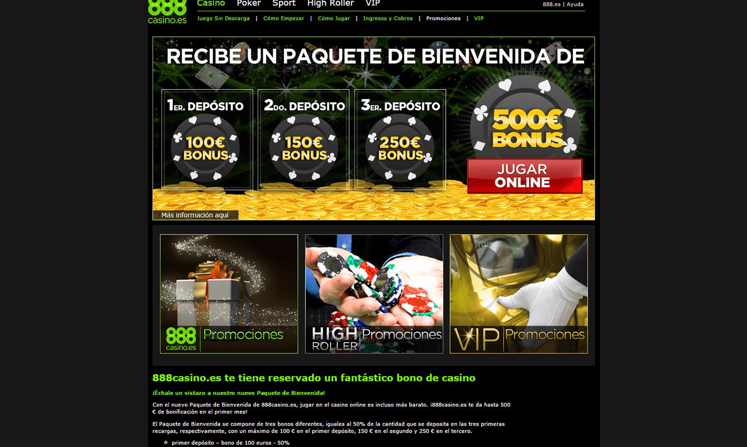 Jugar 888 casino bono bet365 Murcia - 76092