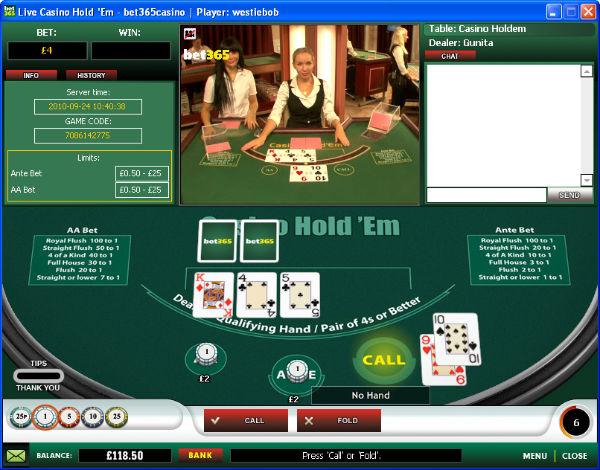 Live casino bet365 ofertas Exclusivas online - 52610
