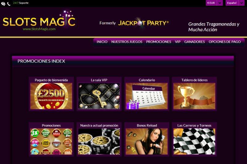 Luckia cancelas juegos SkillOnNet Slots - 42906