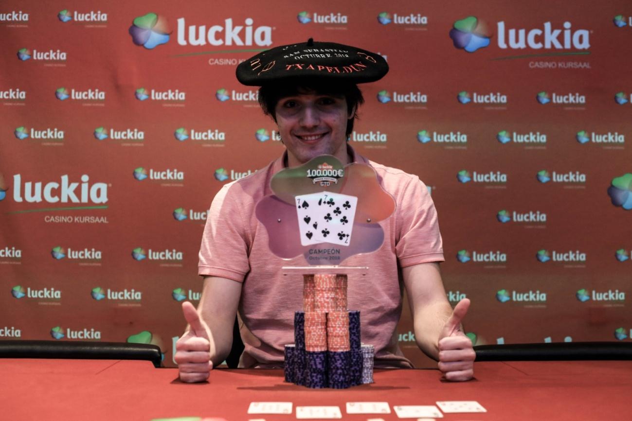 Luckia casino - 31097