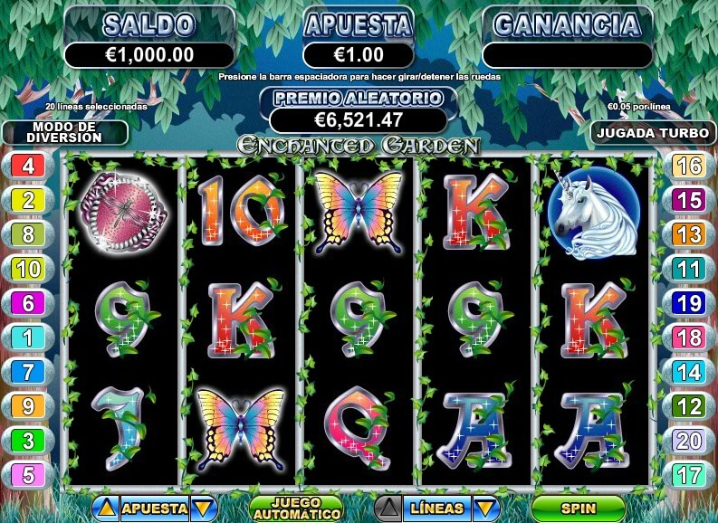 Luckia casino vuelta al Juego con 1000€ - 50293