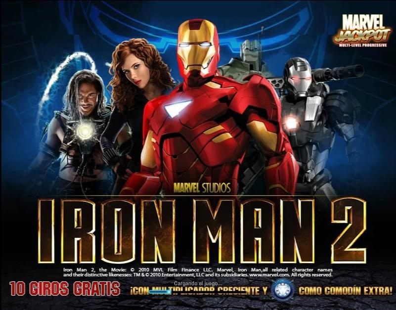 Mejor juego de poker online opiniones tragaperra Iron Man 2 - 44956