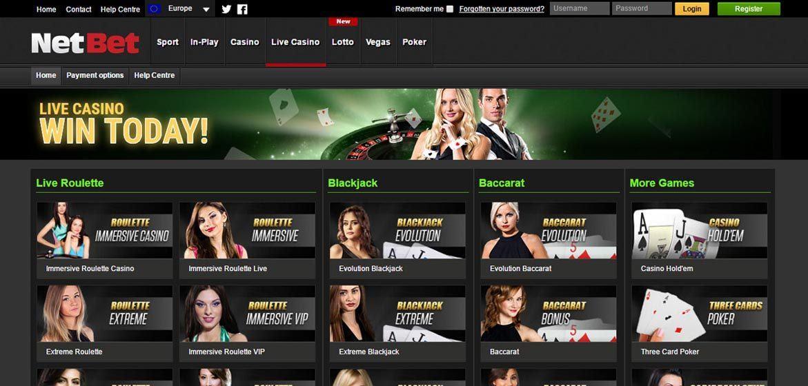 Netbet casino - 49945
