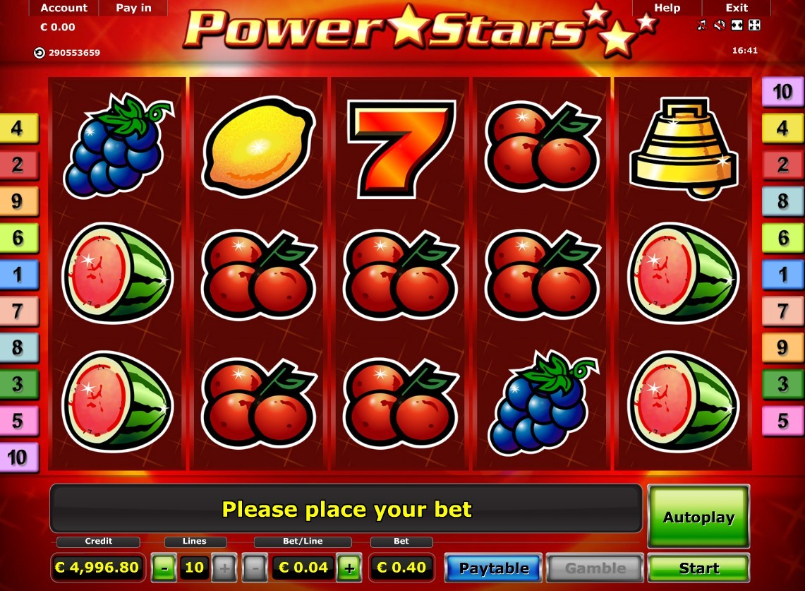Poker stars thirty opiniones tragaperra Fruit Machine - 22289