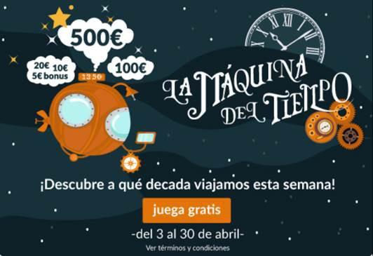 Premios en el Maratón Total tombola bingo online free - 43516
