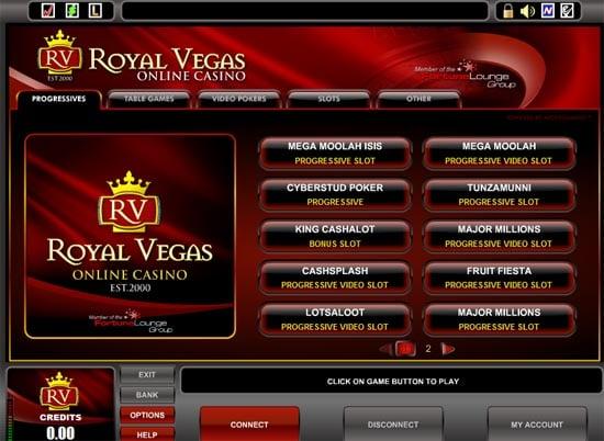 Royal vegas casino Online GTECH - 36683