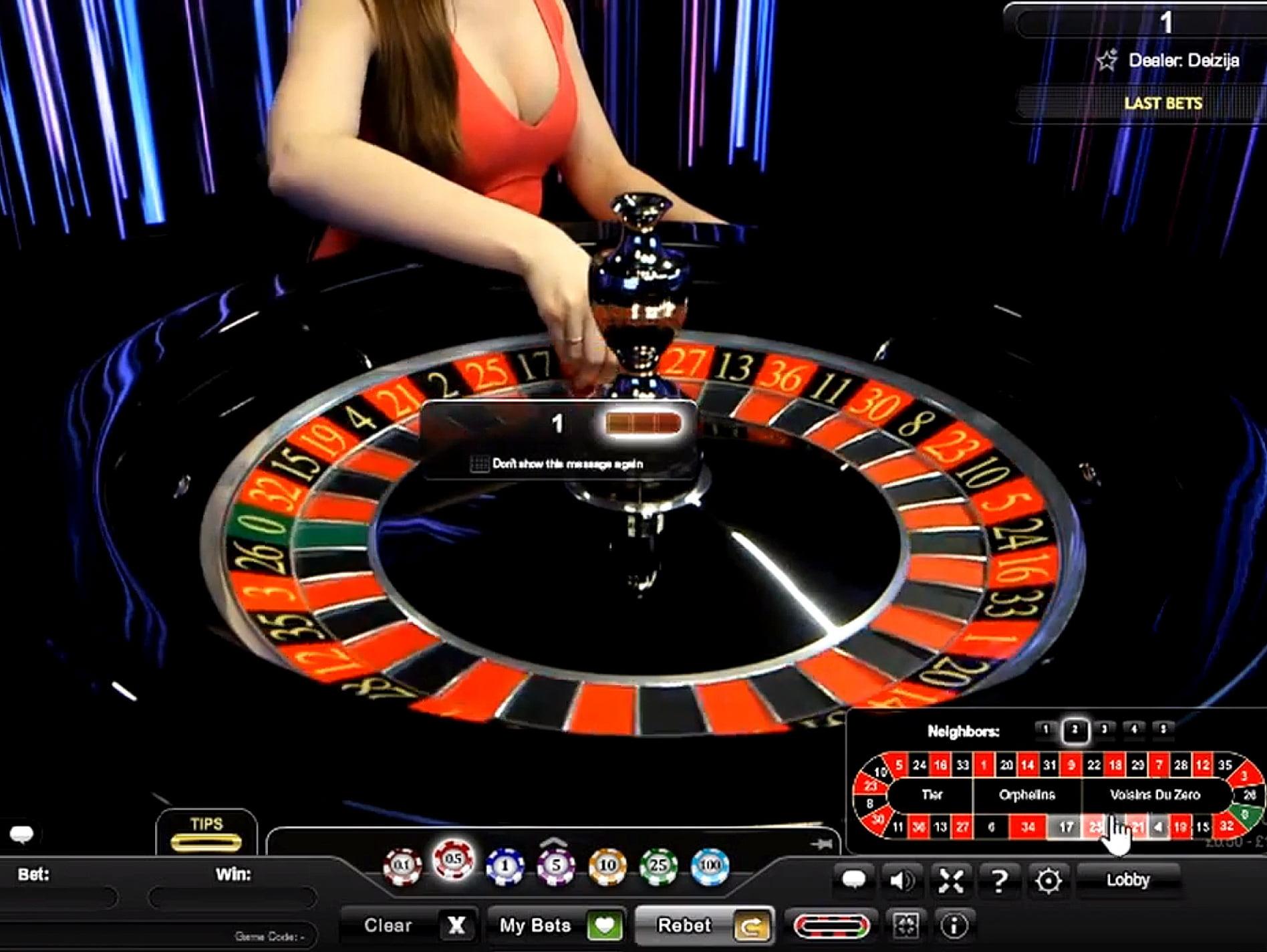 Ruleta en vivo gratis reglas de Juego casino - 76020