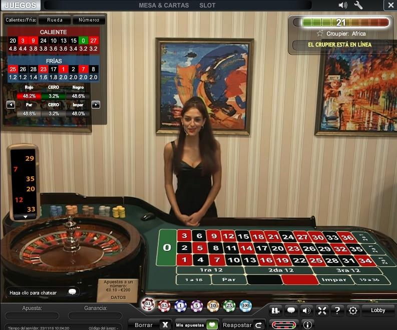 Ruleta europea online reseña de casino Tijuana - 43912
