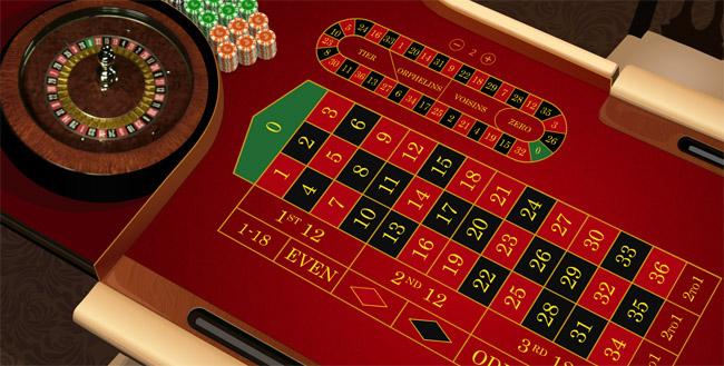 Ruleta rusa juegue con € 300 gratis - 39183