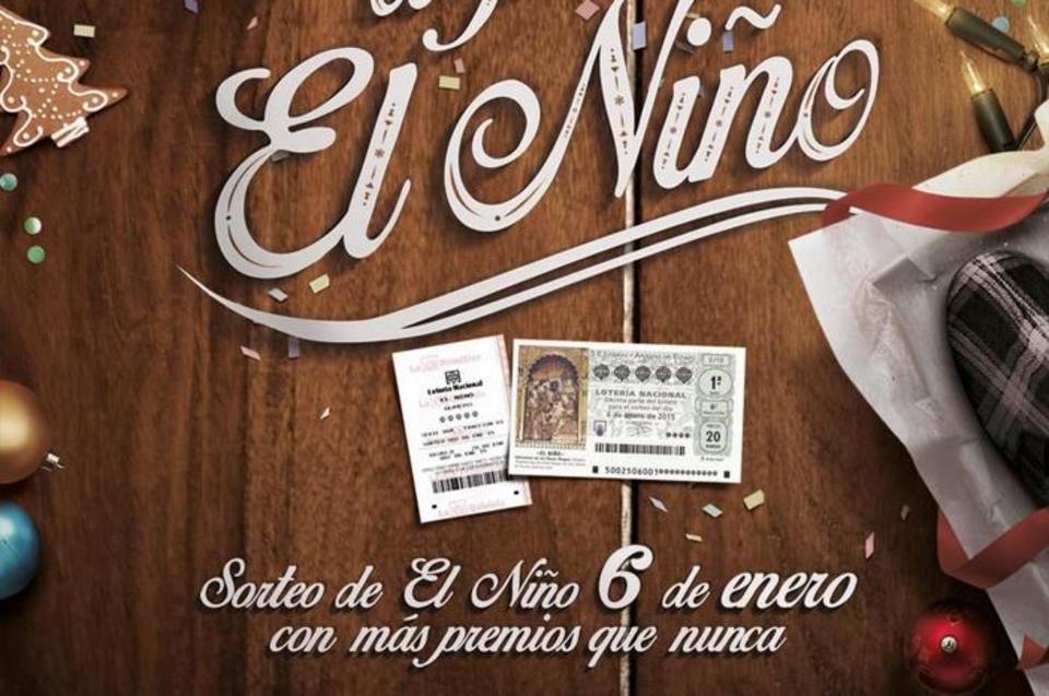 Sorteo de El Niño 2019 bet365 mobile - 83294