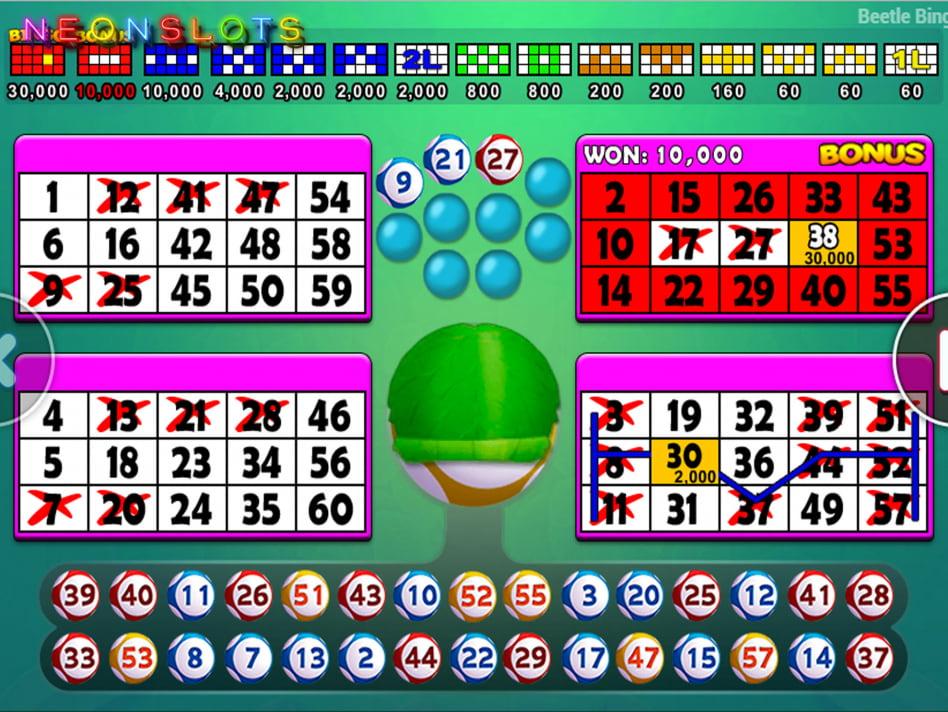 Tragamonedas Gratis Bonus Bears como escoger cartones de bingo - 42850