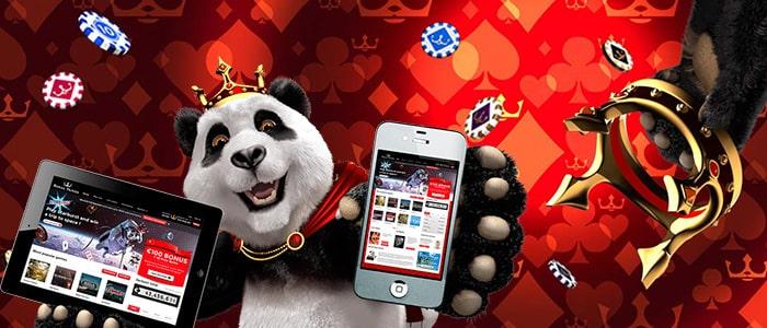 Tragamonedas gratis royal panda casino Relax Gaming - 60616