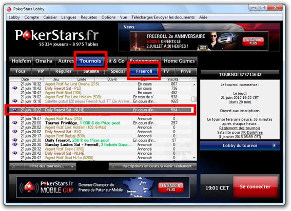 Términos casinoBonusCenter ticket freeroll pokerstars - 64365