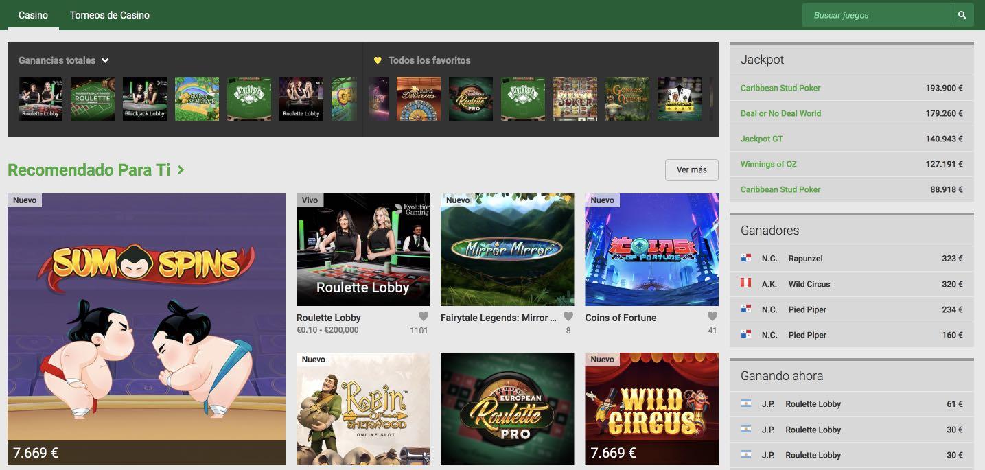 Unibet poker juegos - 53595