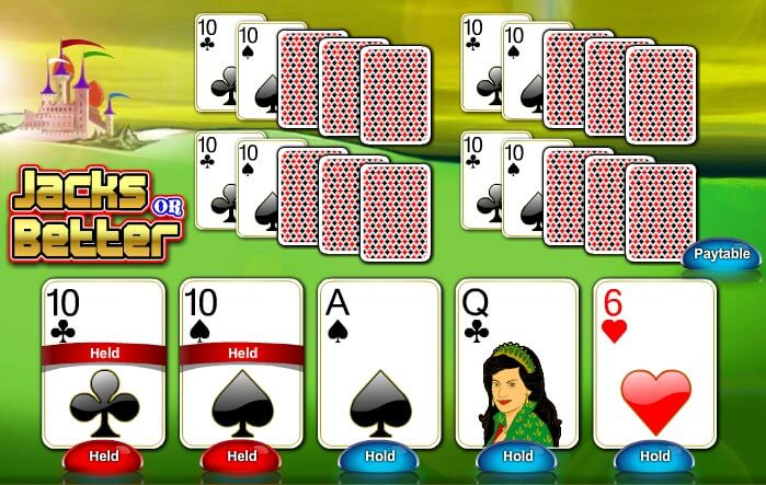 Video poker gratis - 78853