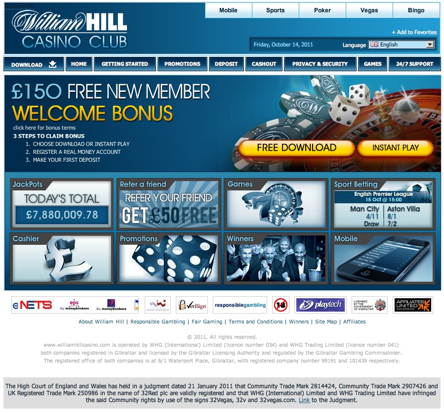 William hill 150 ranking casino Zapopan - 2032