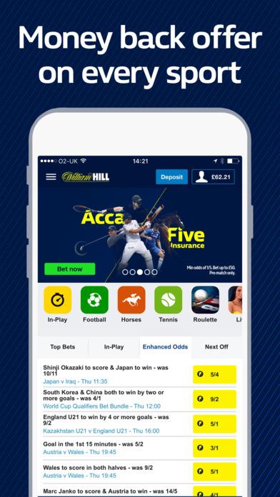 William hill app gratis Vegasslotcasino com - 68632