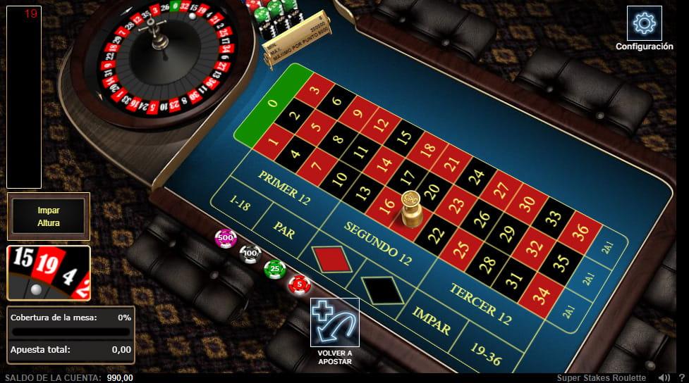 William Hill es numeros que suelen salir en la ruleta - 33938