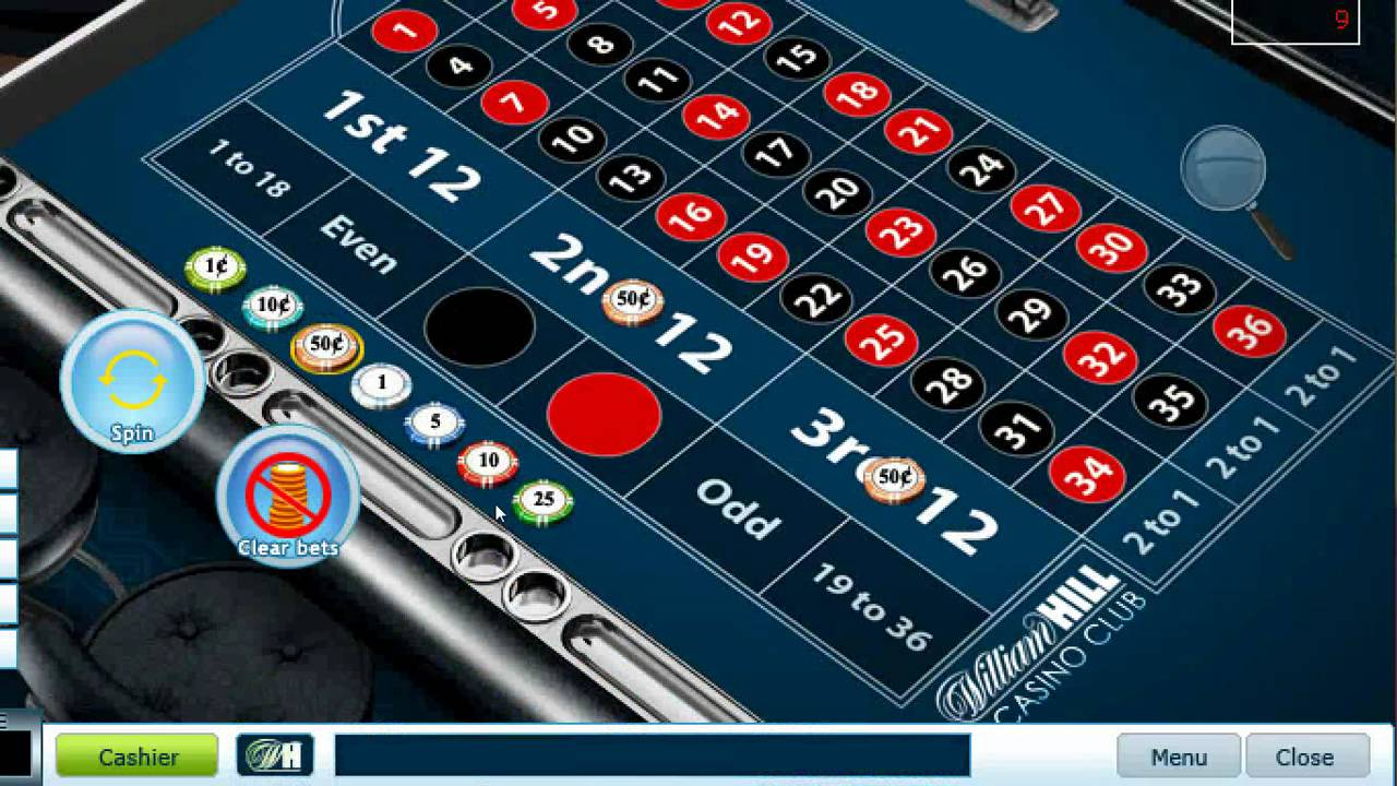William hill live bacará casino online - 71321